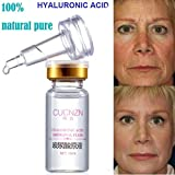Hunputa 100% Pure Natural Hyaluronic Acid Serum Collagen Anti-Aging Anti-Wrinkle Skin Care