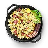 Takeout Kit, German Spaetzle Meal Kit, Serves 4