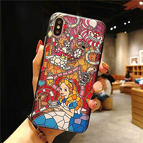 Amazon.com: Cartoon Princess Snoopys Phone Case for iPhone 8 ...