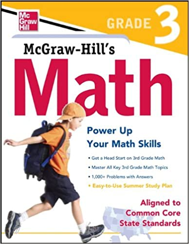 McGraw-Hill Math Grade 3 (Study Guide): McGraw-Hill Education ...