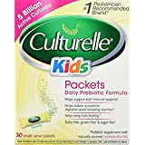 Culturelle Kids Packets Daily Probiotic Supplement 30 Each ( Pack of 2)