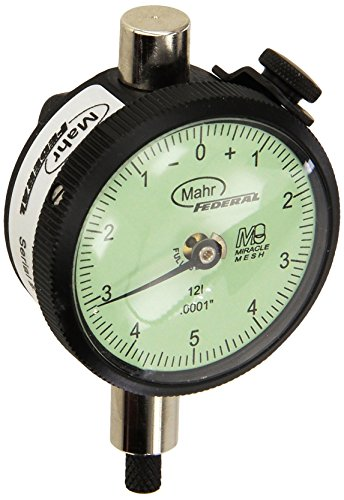 Mahr Federal 12I AGD 1 Dial Indicator, 0.025