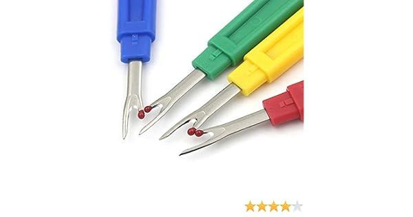 8pcs Seam Ripper Stitch Unpicker Sewing Craft Tool Thread Handle Pla  NEW