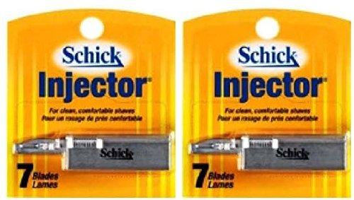 Schick Injector Blades - 14 Count