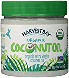 Coconut Oil Substitute Harvest Bay Organic Extra Virgin Coconut Oil, 16 oz