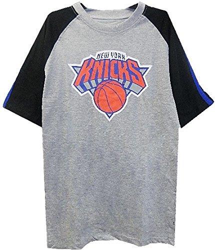 新しいエルメス New York Knicks NBAマジェスティックメンズビッグロゴラグランシャツBig and Tallサイズ Knicks LT York and B00YT4RRMW, 香芝市:8163da95 --- 1levelliving.47.solutions