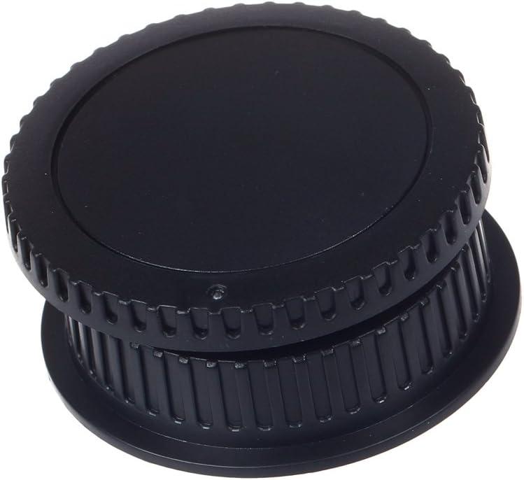 Camera Body Front Cap for Canon Eos EF EF-S DSLR Lens Hidream/®Rear Lens Cover