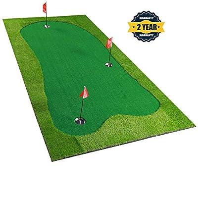 BOBURACN Golf Putting Green/Mat-Golf