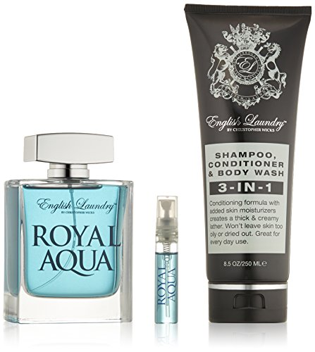 English Laundry Royal Aqua Eau de Toilette Gift Set