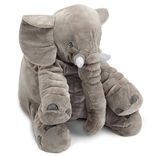 Natura Ultimate Latex (Naturally Nature Stuffed Plush Elephant Toy, Stuffed Elephant,  24 inches)
