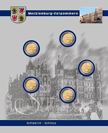 Safe 7821 2 Topset Ergänzungsblatt Mecklenburg Vorpommern Schloß