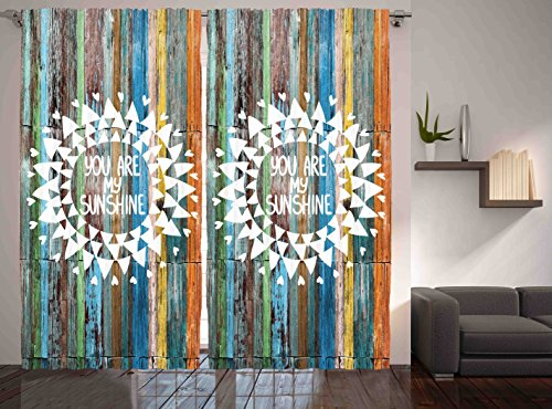 Ambesonne Aztec Tribal Decor Collection, Navajo Southwestern ...