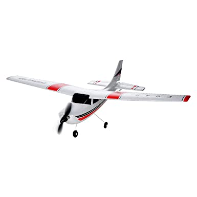 Radio Control & Control Line 3CH 2.4G WLtoys F949 RC Airplane EPP Composite Material White Aircraft Remote-Controlled Toys
