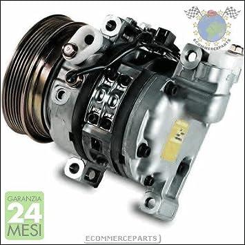 COW compresor climatizador de aire acondicionado Sidat II gasolina NISSAN MICRA: Amazon.es: Coche y moto