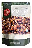 La Tour Organic Furikake Puffs (Whole Grain Puffs) 10 oz Bag