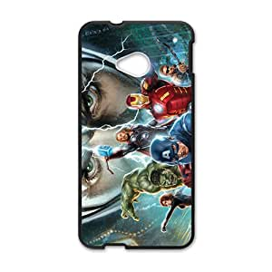 Warm-Dog The Avengers Cell Phone Case for HTC One M7