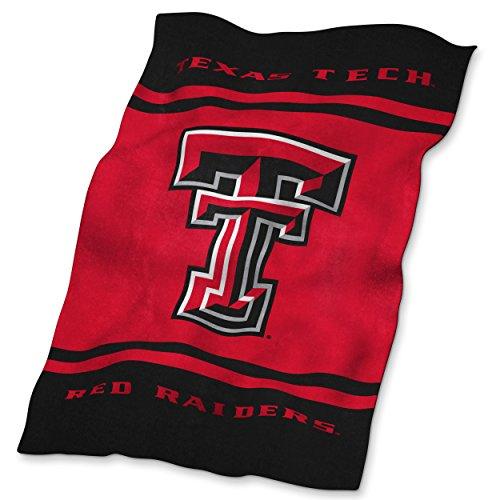 (NCAA Texas Tech Ultrasoft Blanket)