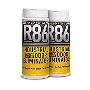 Van Den Heuvel's R86 Industrial Odor Eliminator - Ideal for Skunk Odor Removal, Pet Odor Removal and as an All Purpose Odor Neutralizer 23