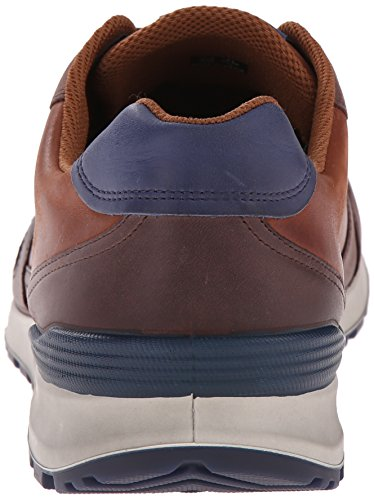 59379 Ecco Uomo Cs14 Marrone Men's mahogany mocha Sneaker HHwqr0