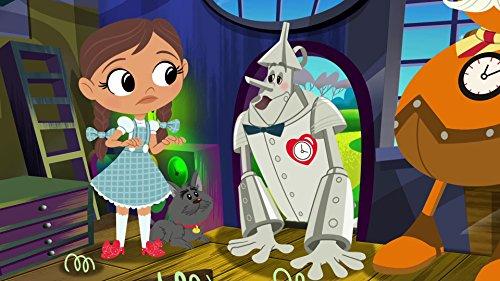 Tik Tok and Tin Man (Great Wizard Of Oz)
