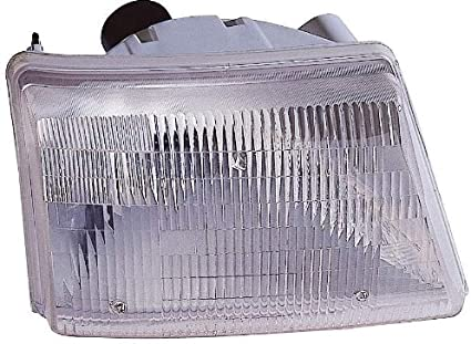 Depo 331-1111R-AS Ford Passenger Side Replacement Headlight Assembly