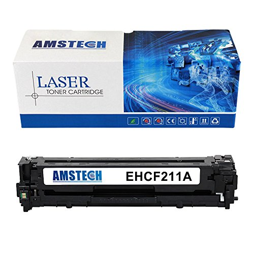 26 Compatible Ink Cartridges (1Pack Amstech 1,800 Pages Compatible Cyan Toner Cartridge Replacement For CF211A 131A For LaserJet Pro 200 color M251n M251nw MFP M276n M276nw Canon imageClass MF8280Cw)