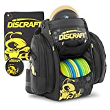 Discraft Grip EQ BX BUZZZ Disc Golf Bag (Coal)