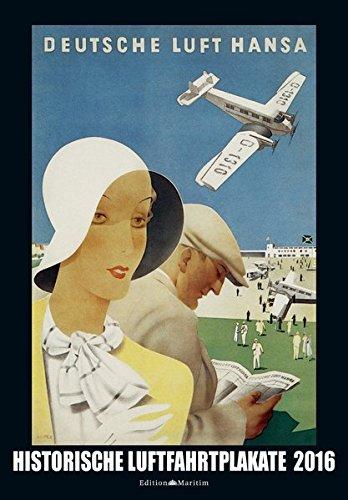 Historische Luftfahrtplakate 2016