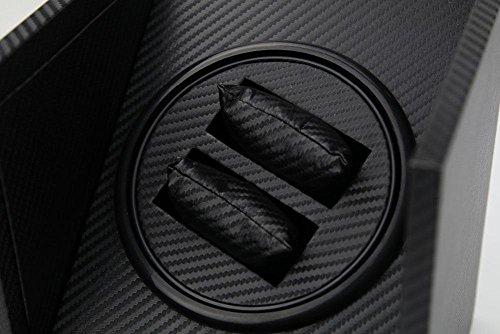 KAIHE-BOX New Luxury PU 4+6 Watch Winder (3 color ) Display Box Case [100% Handmade] , C by KAIHE-BOX (Image #5)