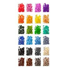 Upixel Large Pixel Pack - Set of 24 Colors - DIY Art on Backpacks, Pencil Cases, Purses, iPhone Cases & More