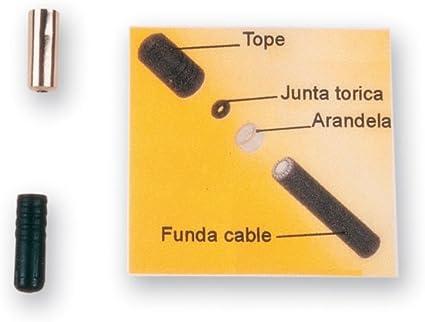 ALHONGA - TF6 : Tope funda cable sirga 5mm estanco junta torica ...