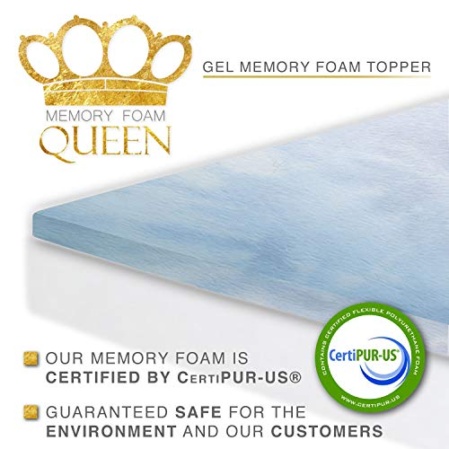 Buy gel foam mattress topper reviews