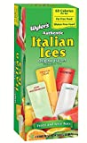 Wyler's Authentic Italian Ices, Freeze & Serve Bars, 2 boxes each 12-2oz bars
