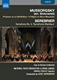 Mussorgsky, M.: Pictures at an Exhibition (Arr. L. Stokowski) / Serebrier, J.: Symphony No. 3,
