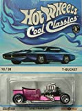 Hot Wheels Cool Classics Pink T-Bucket 10/30 Spectrafrost