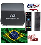 2019 A2 IP TV 5 IPTV6 Plus + Box Htv IPTV6 Brazil Based on HTV6+, IPTV5 HTV5 HTV 5 Updated,IPTV Subscription 1 Year Free, Brazilian Channels, Movies, TV Shows, Killer of IPTV 6 Box A1 A2 Iptvkings