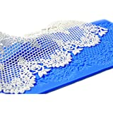 Taylor Rose Silicone Lace Mat by Crystal Candy