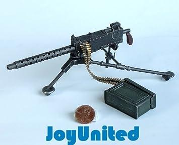 EU Gun M1919 A4 Dragon 1:6 Scale WWII USA Machine Gun  30 Cal model