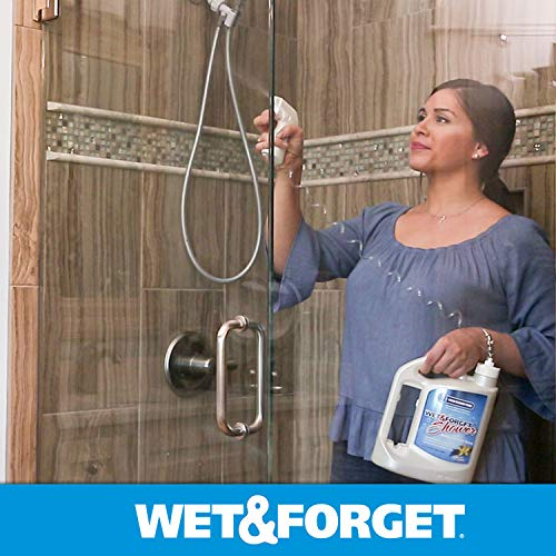 Wet & Forget Weekly Shower Cleaner Spray 64 oz - 4 Pack by WET & FORGET (Image #5)