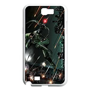 James-Bagg Phone case Super Hero Green Arrow Protective Case For Samsung Galaxy Note 2 Case Style-18