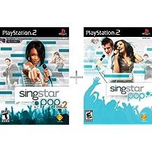 SingStar Pop Game + SingStar Pop Vol. 2 Game [PS2]