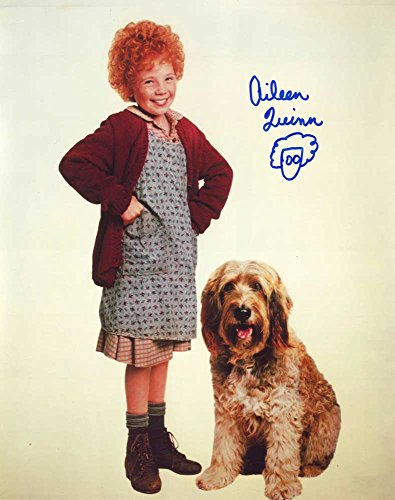 (Aileen Quinn In-person Autographed Photo From Annie)