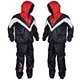 ARD Champs Sauna Sweat Track Suit Weight loss Slimming Fitness (M)