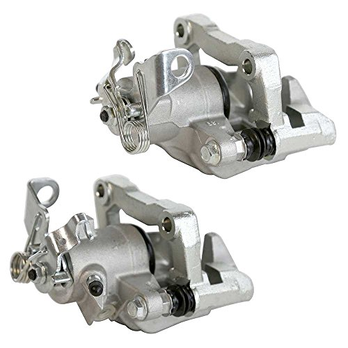 Prime Choice Auto Parts BC29992PR Pair of Rear Brake Calipers ()