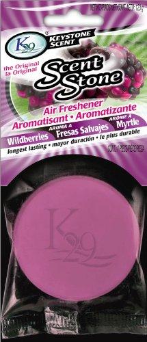 k29 KeyStone Scent-Stone Car and Home Air Freshener, Wildberries