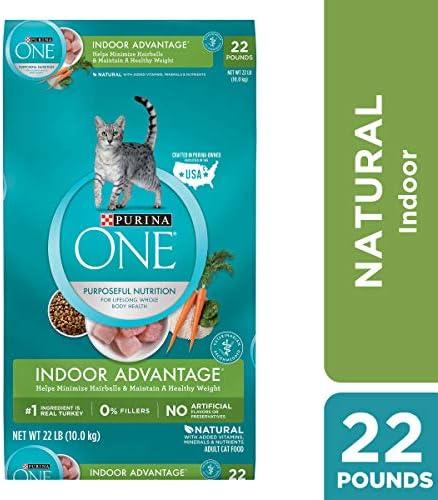 Purina ONE Indoor Advantage Adult Cat Food 2