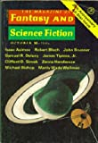 img - for The Magazine of Fantasy and Science Fiction, October 1977 book / textbook / text book