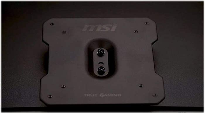 MSI VESA Mounting Adapter Plate (AG242M5),Black