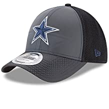 Dallas Cowboys Flashed Front Neo 2 39THIRTY Stretch Fit Hat