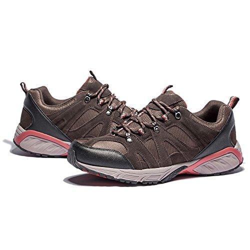 Men's Waterproof Hiking Shoes Outoor Sneaker by OPUSS